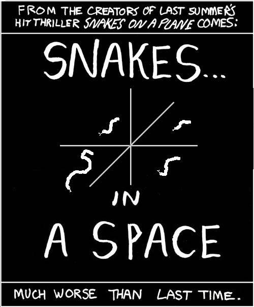Wait for the trilogy: Snakes in a hypercube!