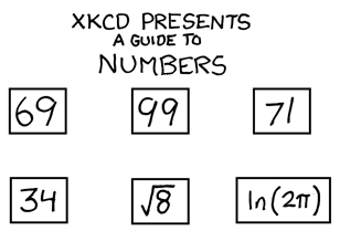 That's, err... nice. Thanks, xkcd.