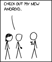 It's Google's take on the cellphone.