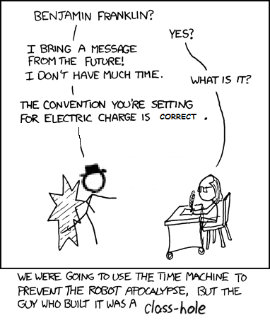 Classhole Mission, by warflango - Making xkcd Slightly Worse