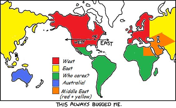 I'm ashamed of how ugly Middle East's borders are...but I'm too lazy to correct them