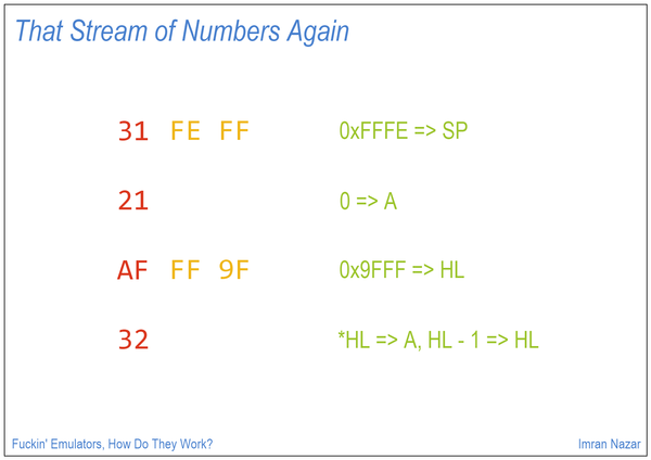 Slide 07: That Stream of Numbers Again